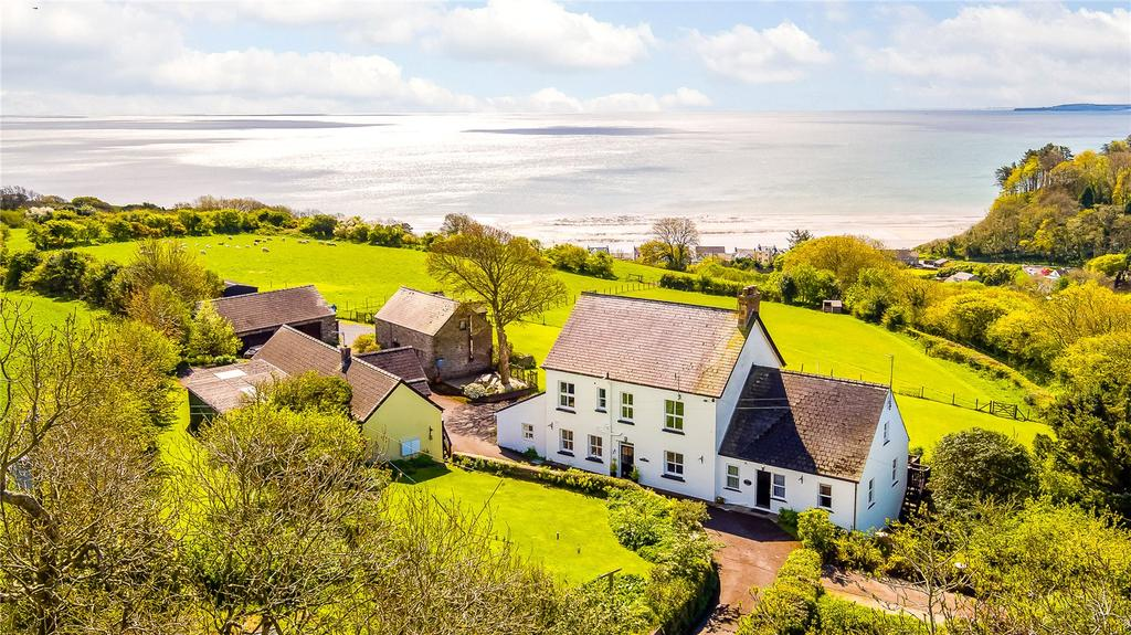 11 Bedrooms Detached House for sale in Amroth, Nr Saundersfoot, Pembrokeshire, SA67