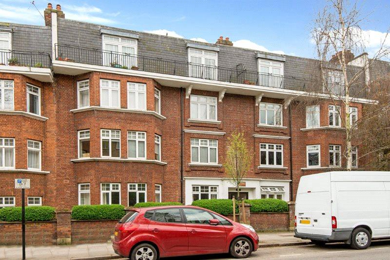 4 Bedrooms Flat for sale in Cholmley Gardens, Fortune Green Road, London, NW6