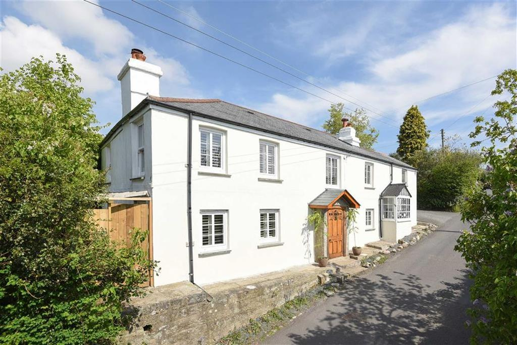4 Bedrooms Detached House for sale in Rilla Mill, Callington, Cornwall, PL17