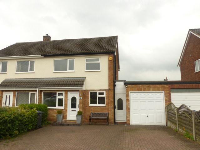 2 Bedrooms Semi Detached House for sale in Kittoe Road,Four Oaks,Sutton Coldfield