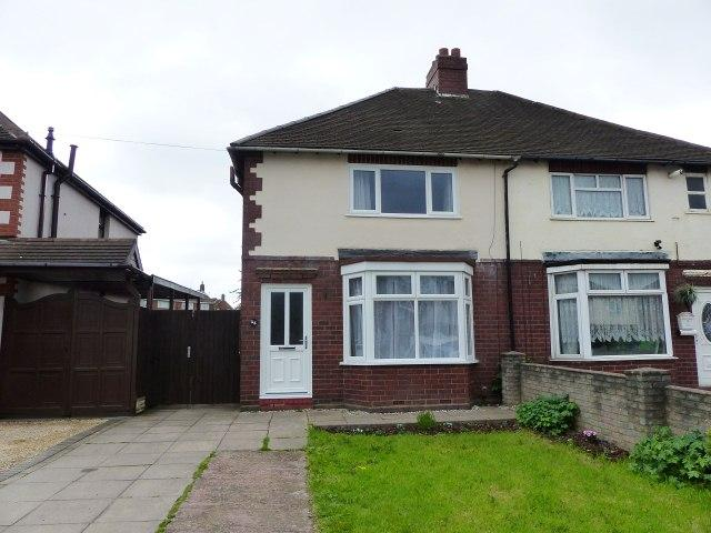 3 Bedrooms Semi Detached House for sale in Salters Road,Walsall Wood,Walsall