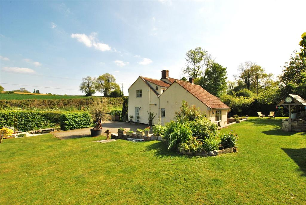 4 Bedrooms House for sale in Stoke St. Mary, Taunton, Somerset, TA3