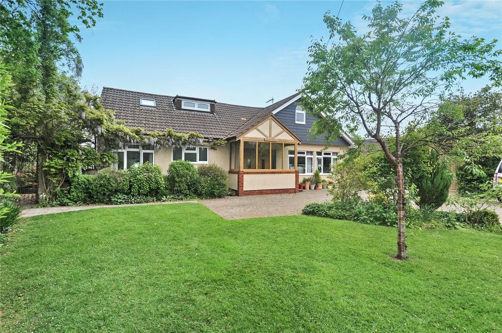 4 Bedrooms Bungalow for sale in Lower Town, Halberton, Tiverton, Devon, EX16