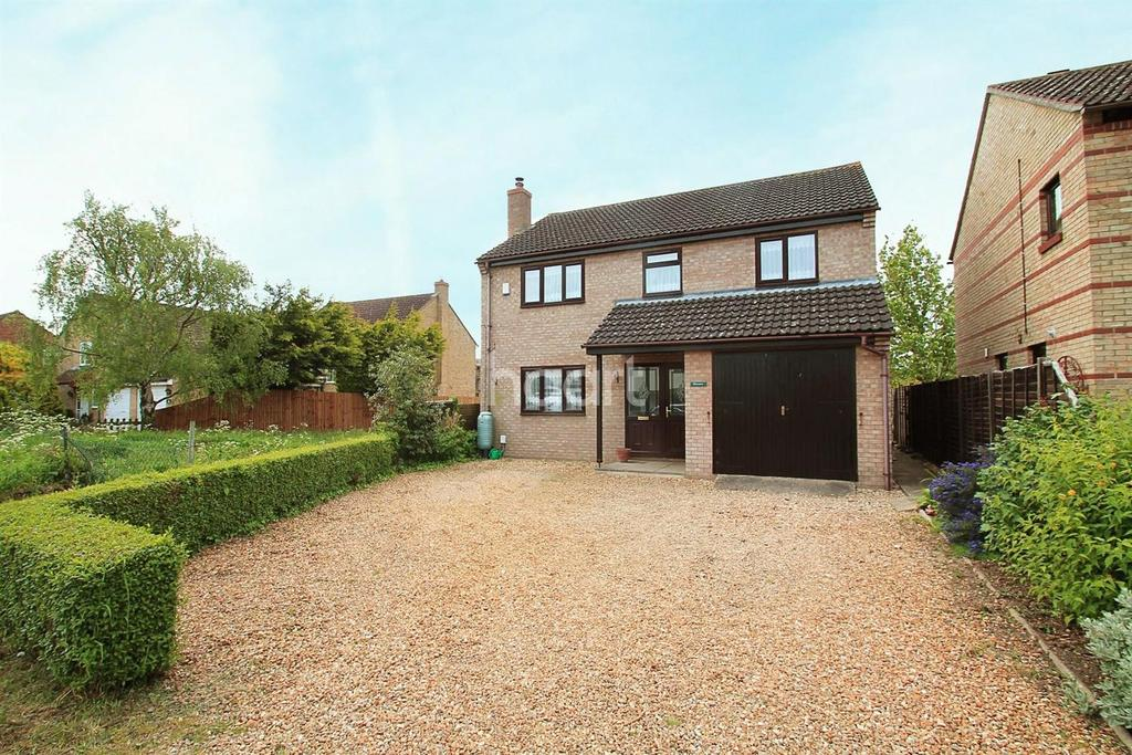 4 Bedrooms Detached House for sale in Over Road, Willingham