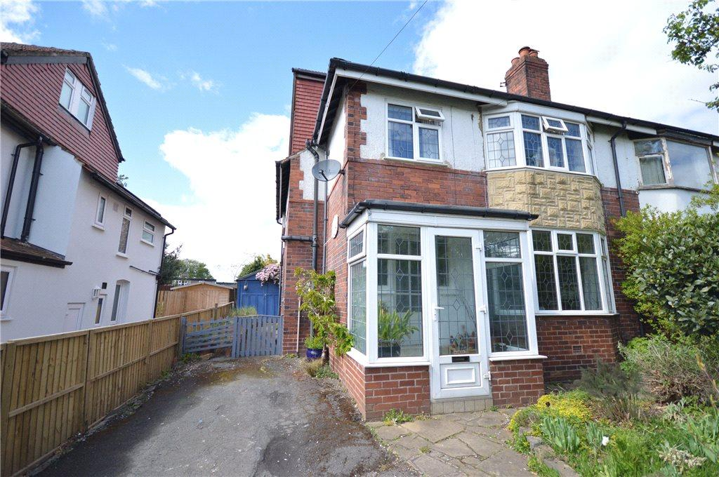4 Bedrooms Semi Detached House for sale in Stainburn Terrace, Leeds