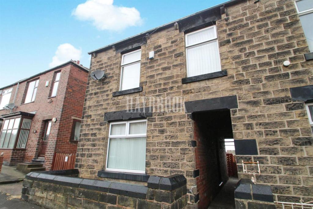 3 Bedrooms End Of Terrace House for sale in Freeman Street, Barnsley