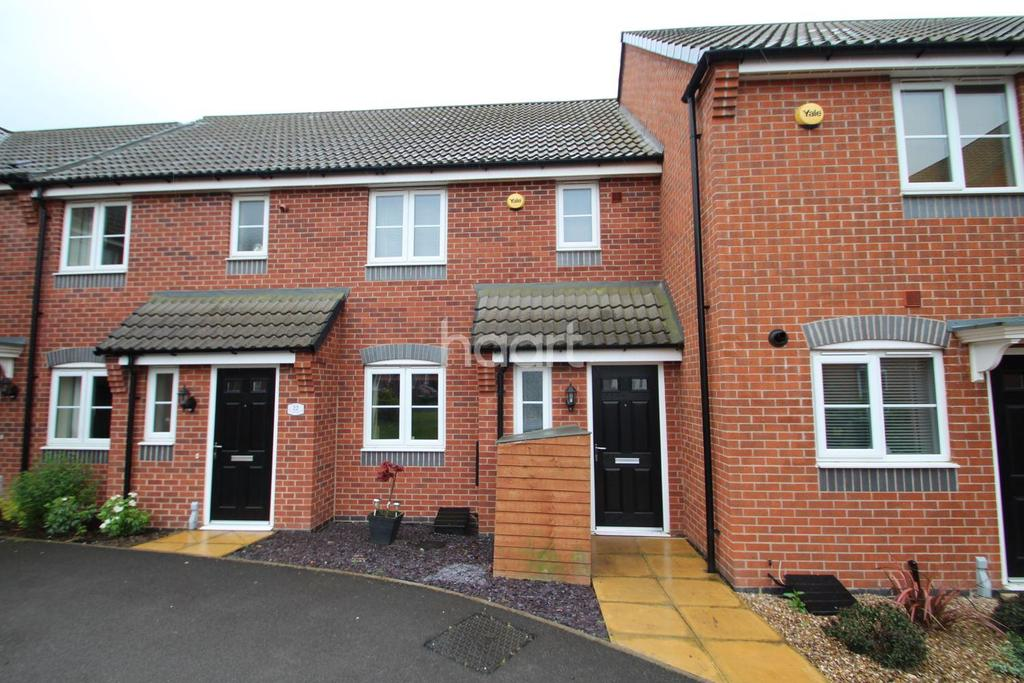 3 Bedrooms Terraced House for sale in Meryton Grove, Kirkby-in-Ashfield
