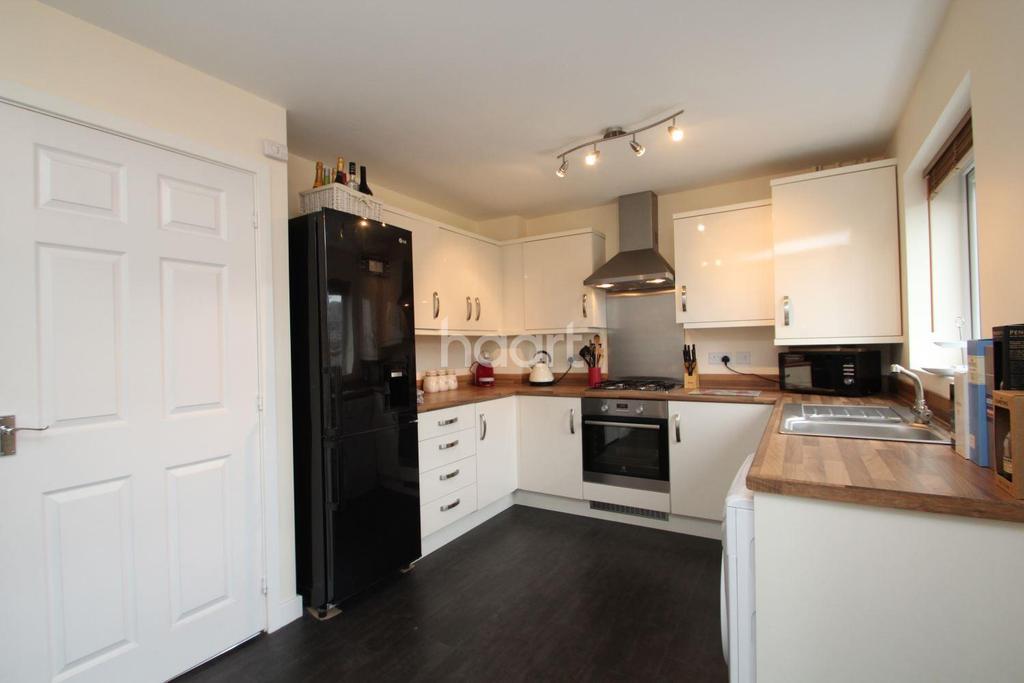 3 Bedrooms Terraced House for sale in Meryton Grove, Kirkby-in-Ashfield