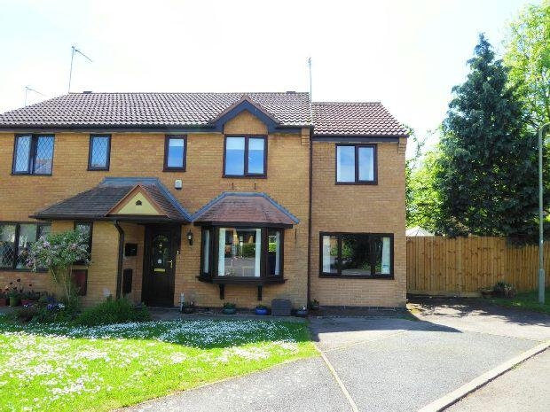 4 Bedrooms Semi Detached House for sale in Winchester Close, Banbury