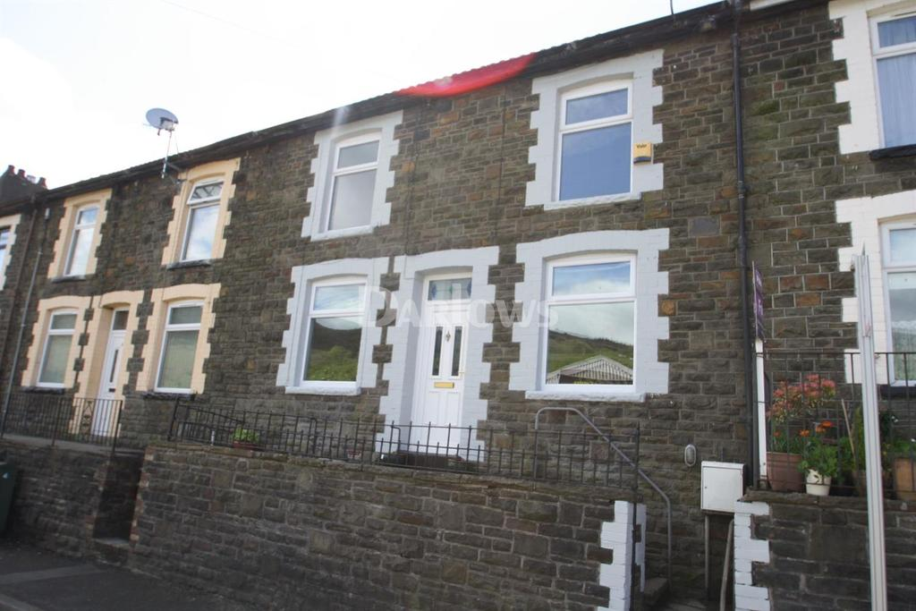 2 Bedrooms Terraced House for sale in Oakland Terrace, Ferndale