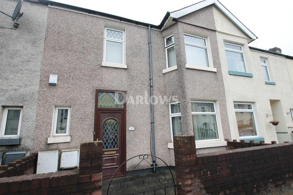 3 Bedrooms Terraced House for sale in Grosvenor Street, Canton