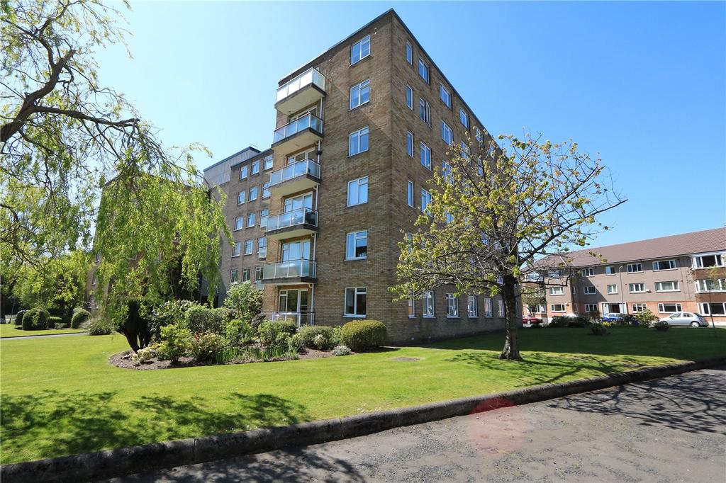 3 Bedrooms Apartment Flat for sale in 2nd Floor, Whittingehame Court, 1350 Great Western Road, Kelvindale, Glasgow