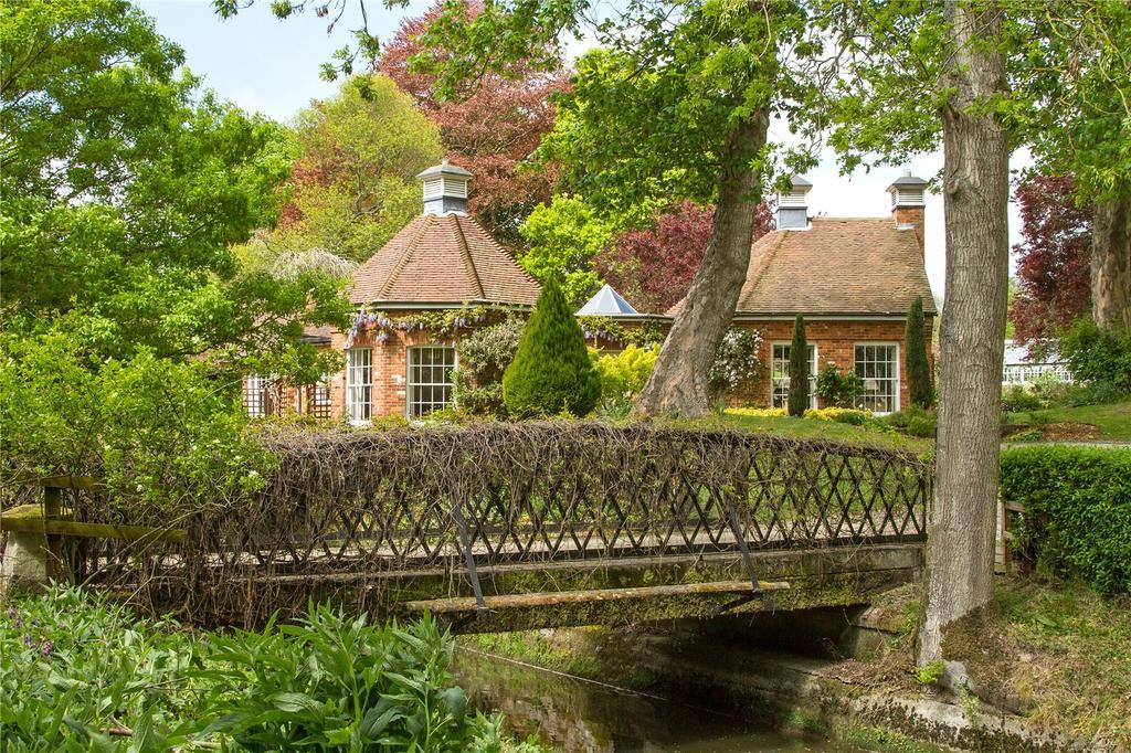 4 Bedrooms House for sale in Benham Park, Marsh Benham, Newbury, Berkshire
