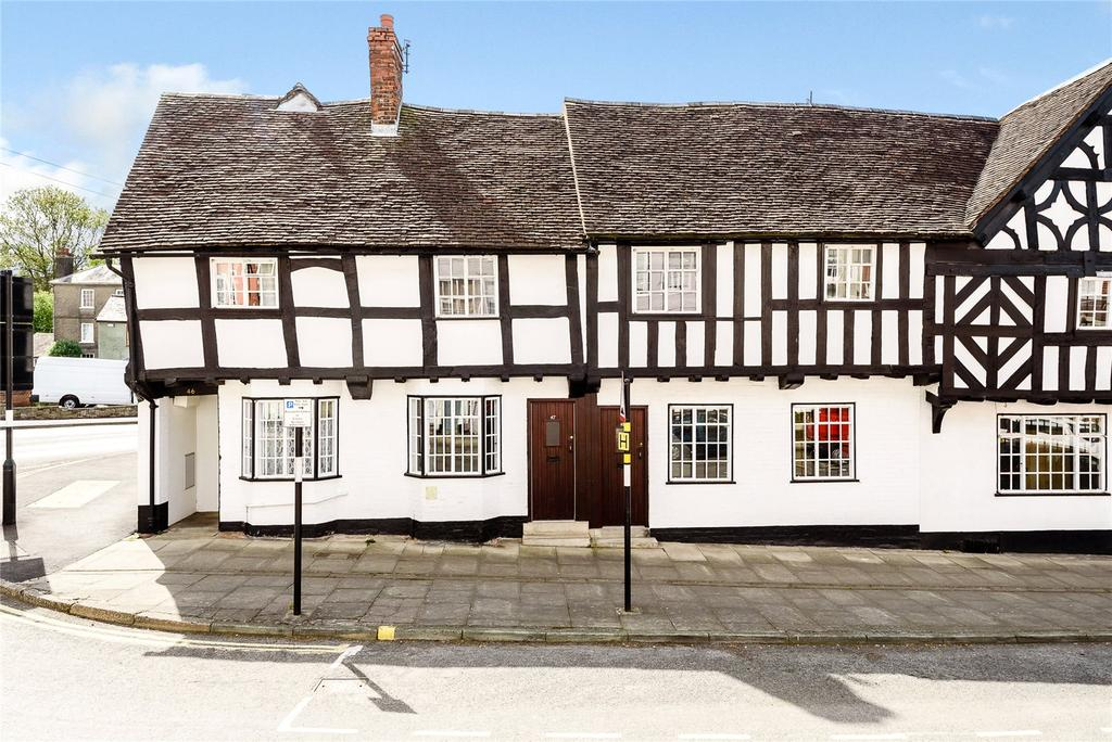 2 Bedrooms Terraced House for sale in Corve Street, Ludlow, Shropshire