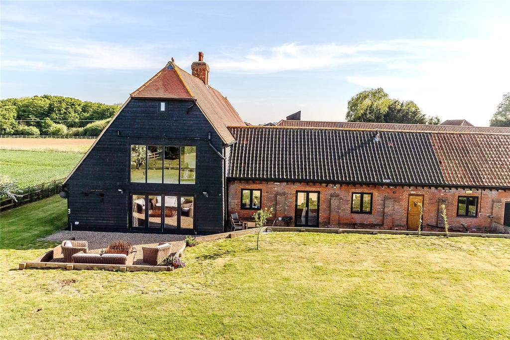 5 Bedrooms House for sale in Envilles Barns, Little Laver, Ongar, Essex