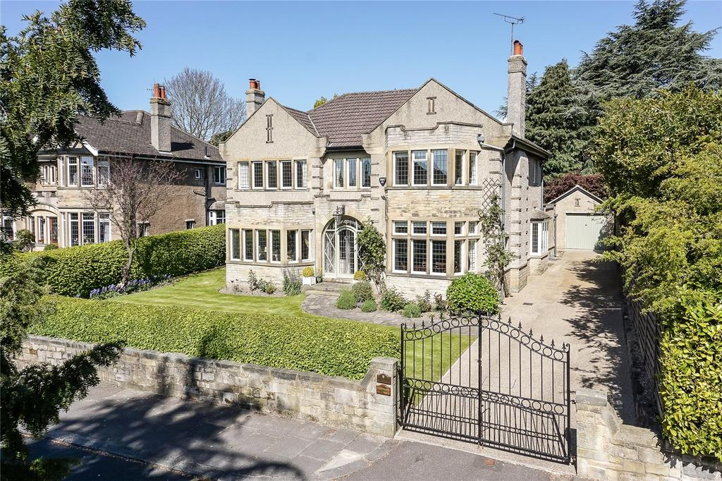 5 Bedrooms Detached House for sale in Park Edge, Harrogate, North Yorkshire