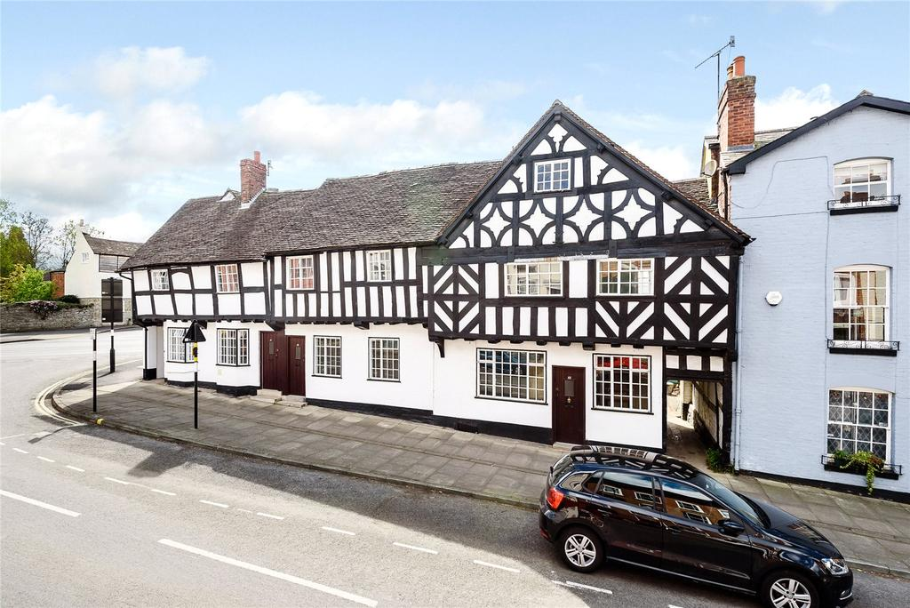 3 Bedrooms Terraced House for sale in Corve Street, Ludlow, Shropshire