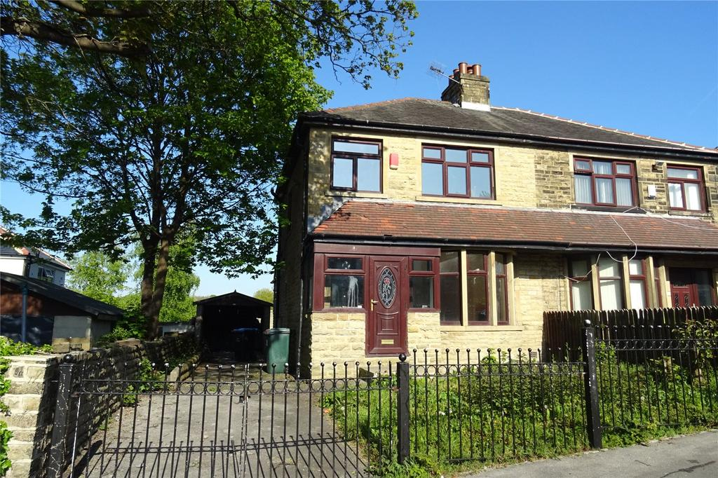 3 Bedrooms Semi Detached House for sale in Elwyn Road, Bradford, West Yorkshire, BD5
