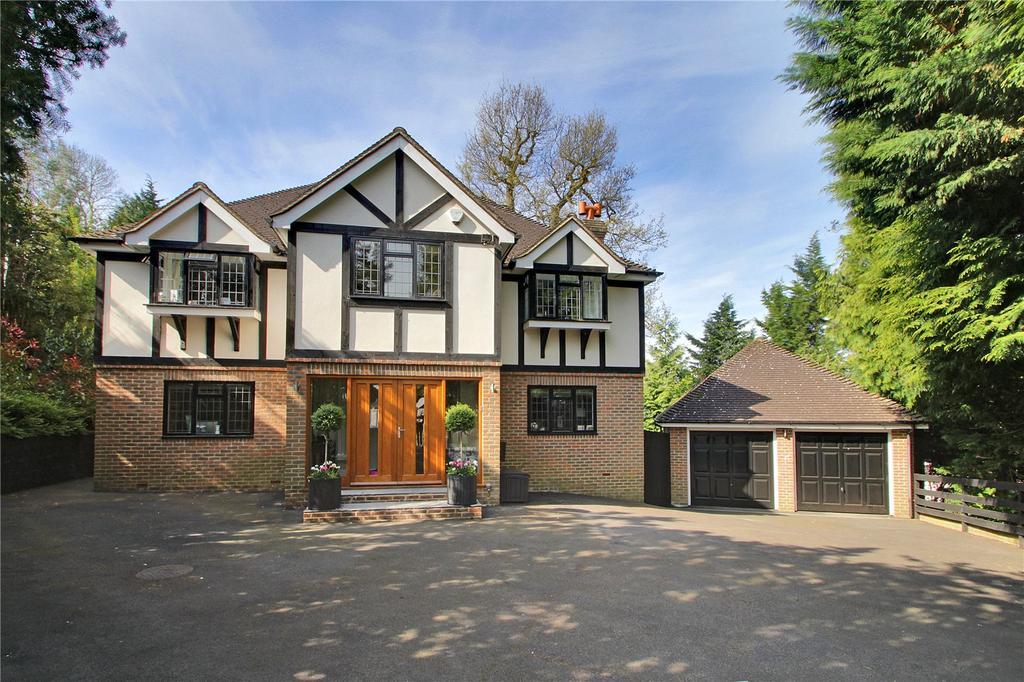 5 Bedrooms Detached House for sale in Kippington Road, Sevenoaks, Kent