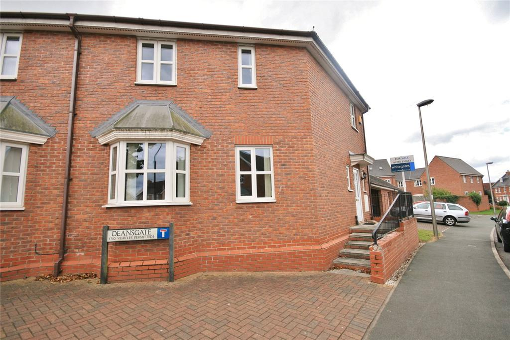 3 Bedrooms Semi Detached House for sale in Parklands Drive, Wychwood Village, Weston, Crewe, CW2