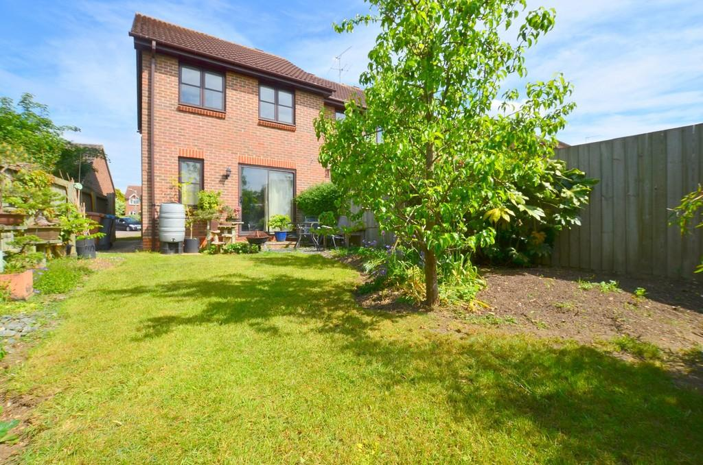 3 Bedrooms End Of Terrace House for sale in Yewtree Grove, Kesgrave