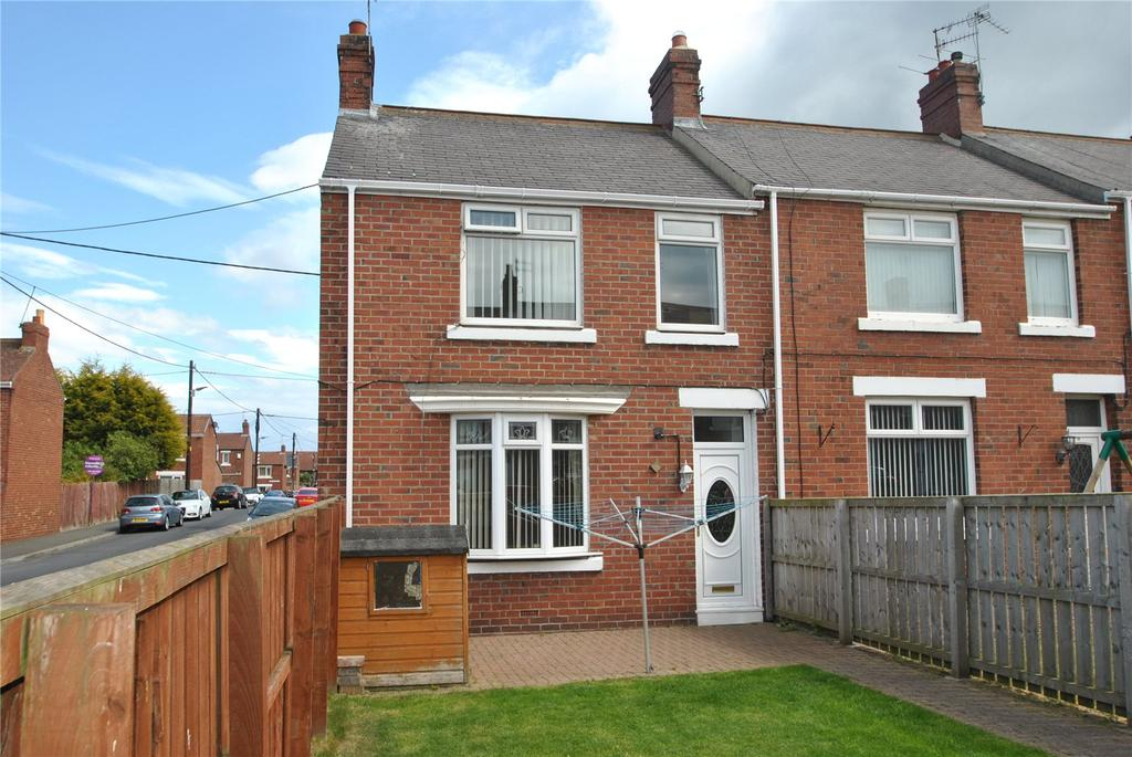3 Bedrooms End Of Terrace House for sale in Stanley Street, Seaham, Co. Durham, SR7