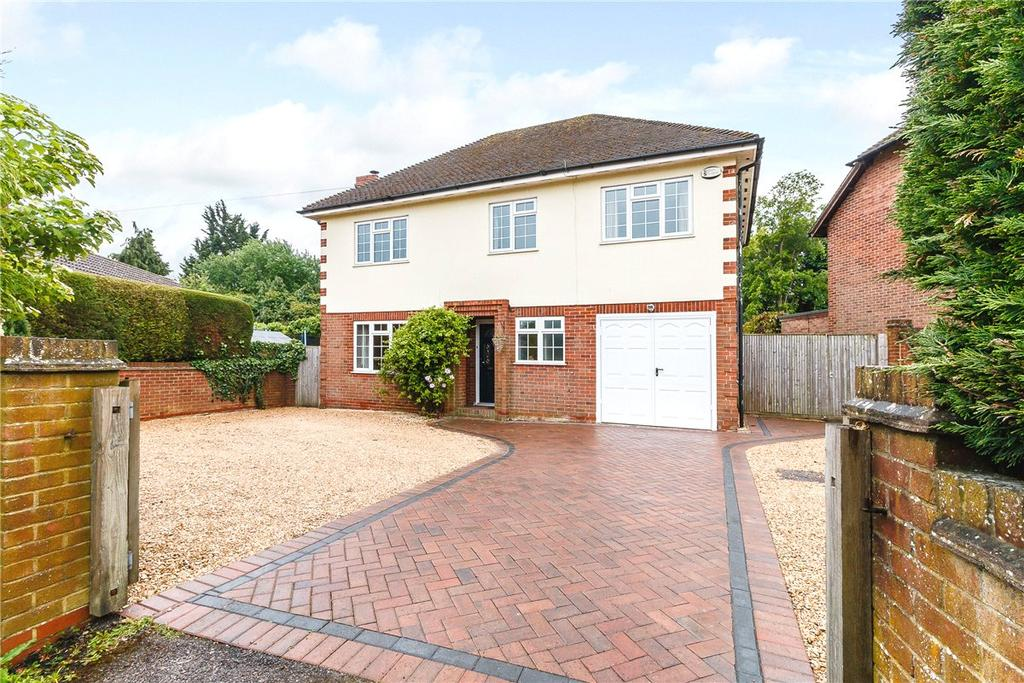 5 Bedrooms Detached House for sale in Love Lane, Shaw, Newbury, Berkshire, RG14