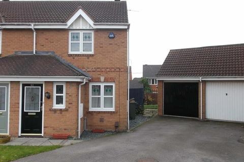 2 bedroom semi-detached house to rent - Darien Way, Thorpe Astley, Leicester, Leicestershire, LE3 3TT