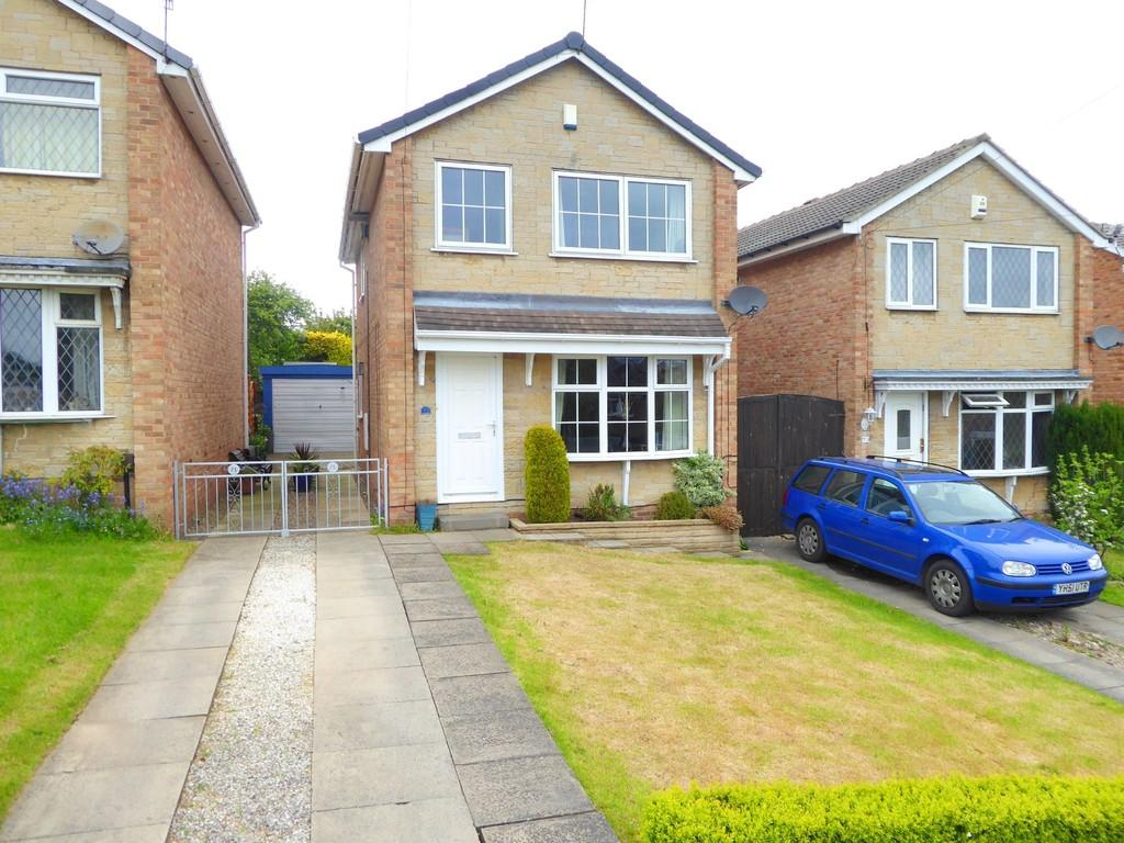 3 Bedrooms Detached House for sale in Springbank Close, Farsley