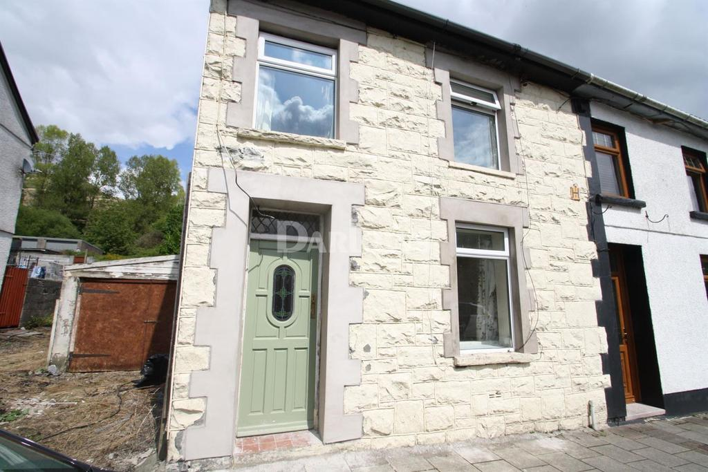 3 Bedrooms End Of Terrace House for sale in Blaen-y-cwm Terrace, Treherbert