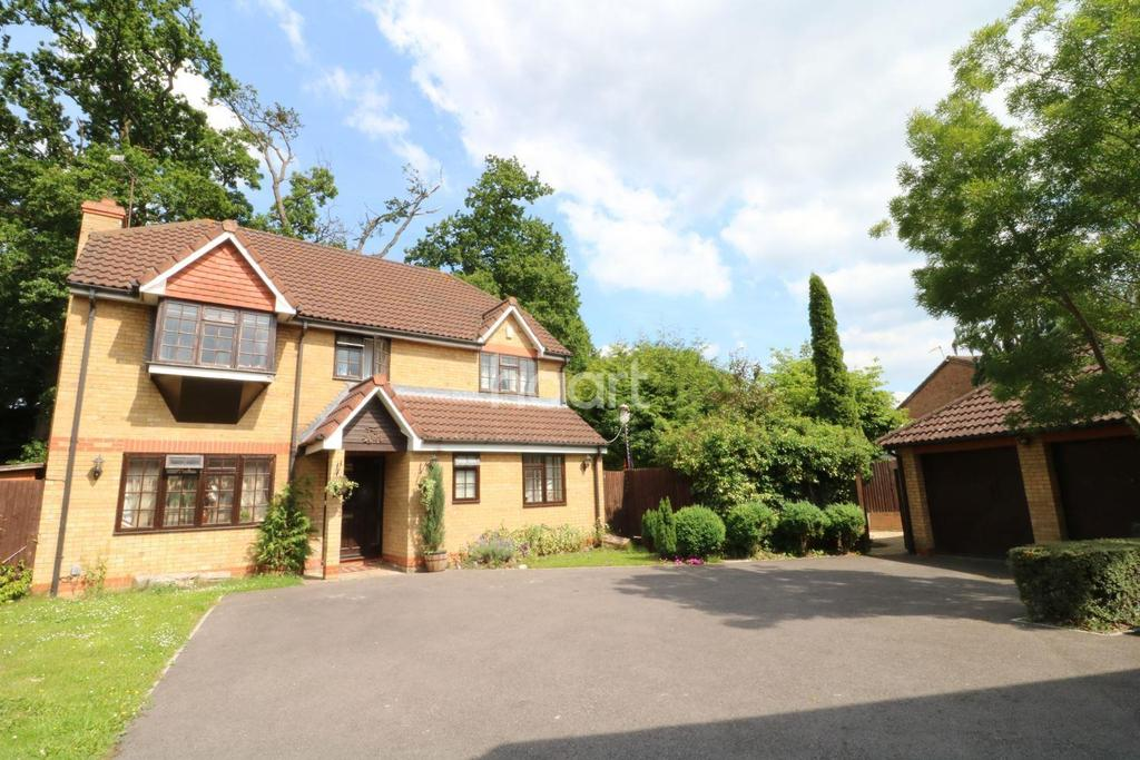 4 Bedrooms Detached House for sale in Heathcote