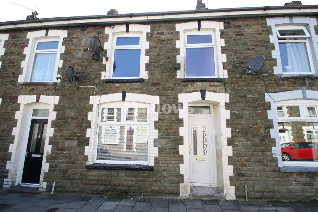 2 Bedrooms Terraced House for sale in James St, Maerdy