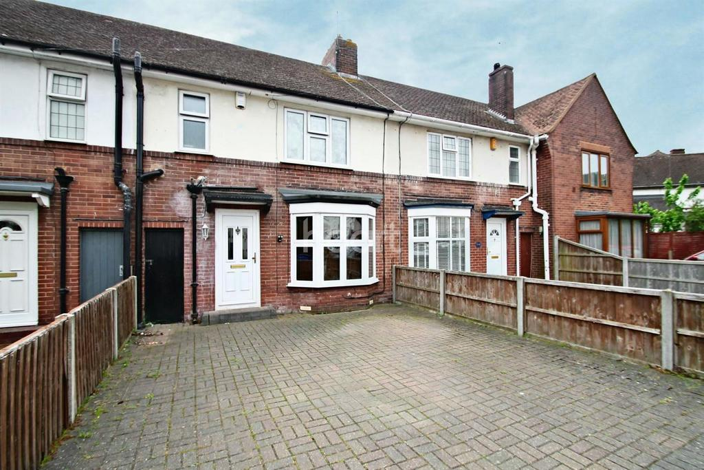 3 Bedrooms Terraced House for sale in St Georges Ave
