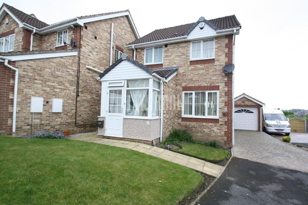 3 Bedrooms Detached House for sale in Fox Lane View, Frecheville, S12