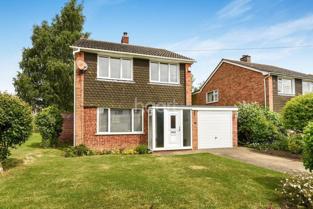 3 Bedrooms Detached House for sale in Bakers Close, Comberton, Cambridgeshire