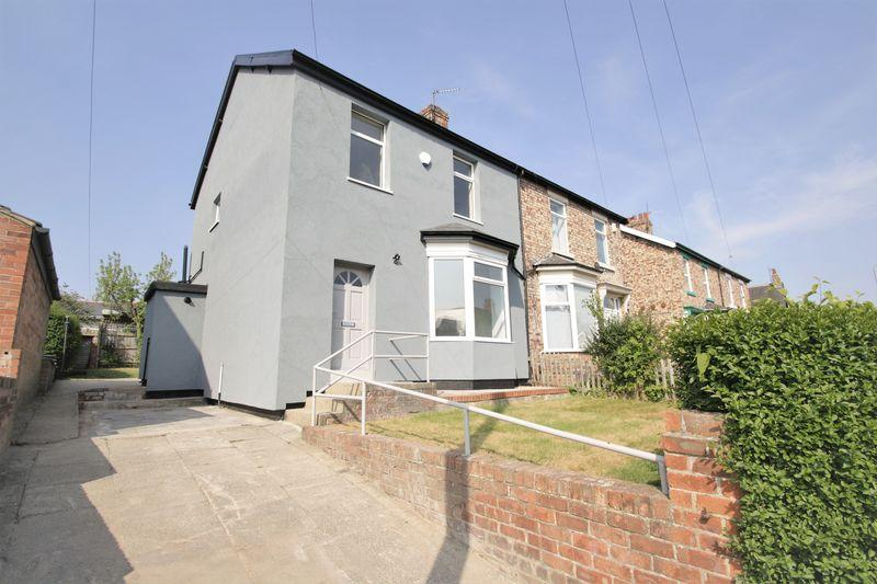3 Bedrooms Semi Detached House for sale in Grange Avenue, Grangefield, Stockton, TS18 4LU