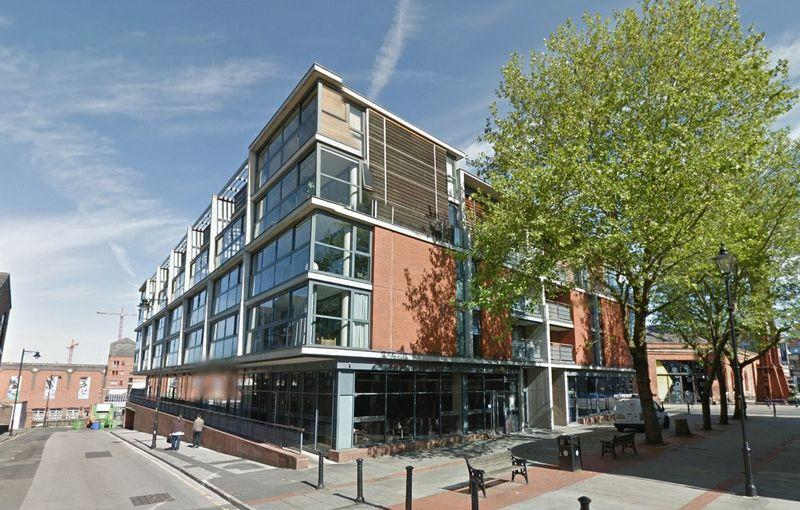 2 Bedrooms Apartment Flat for sale in Vicus, Liverpool Road, Manchester