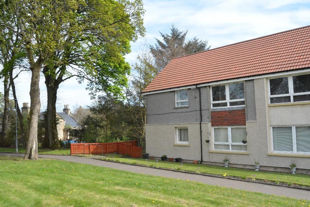 2 Bedrooms Flat for sale in Gowanlea Drive, Slamannan, Falkirk, FK1 3HS