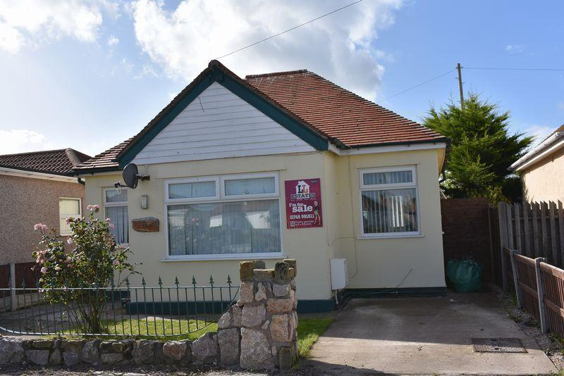 2 Bedrooms Detached Bungalow for sale in Aled Gardens, Kinmel Bay