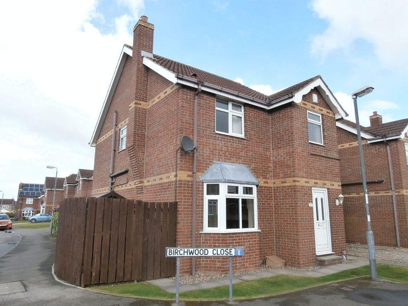 3 Bedrooms Detached House for sale in Birchwood Close, Burstwick