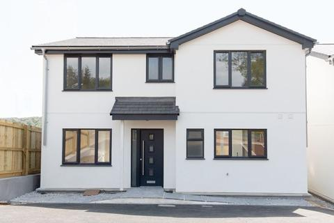 4 bedroom detached house for sale - Churchill Drive, Crediton