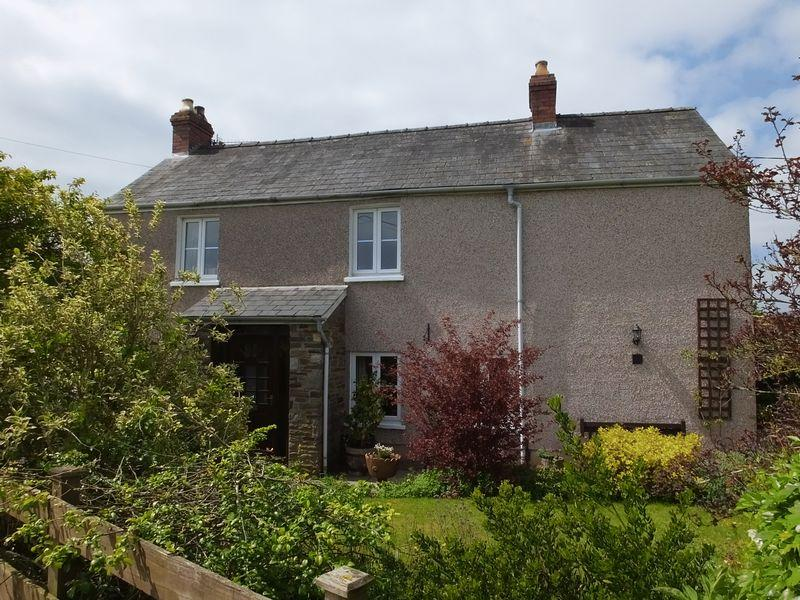 3 Bedrooms Cottage House for sale in Llangua, Abergavenny