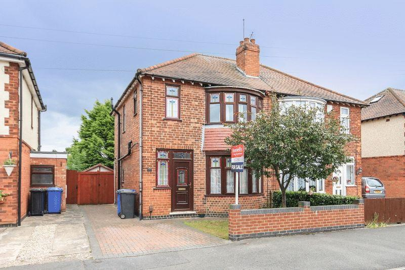 3 Bedrooms Semi Detached House for sale in CARLTON DRIVE, SHELTON LOCK