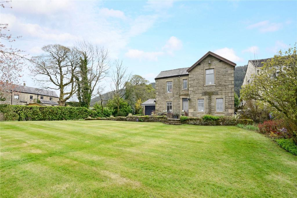4 Bedrooms Detached House for sale in Walker Fold, Chaigley, Clitheroe, Lancashire, BB7
