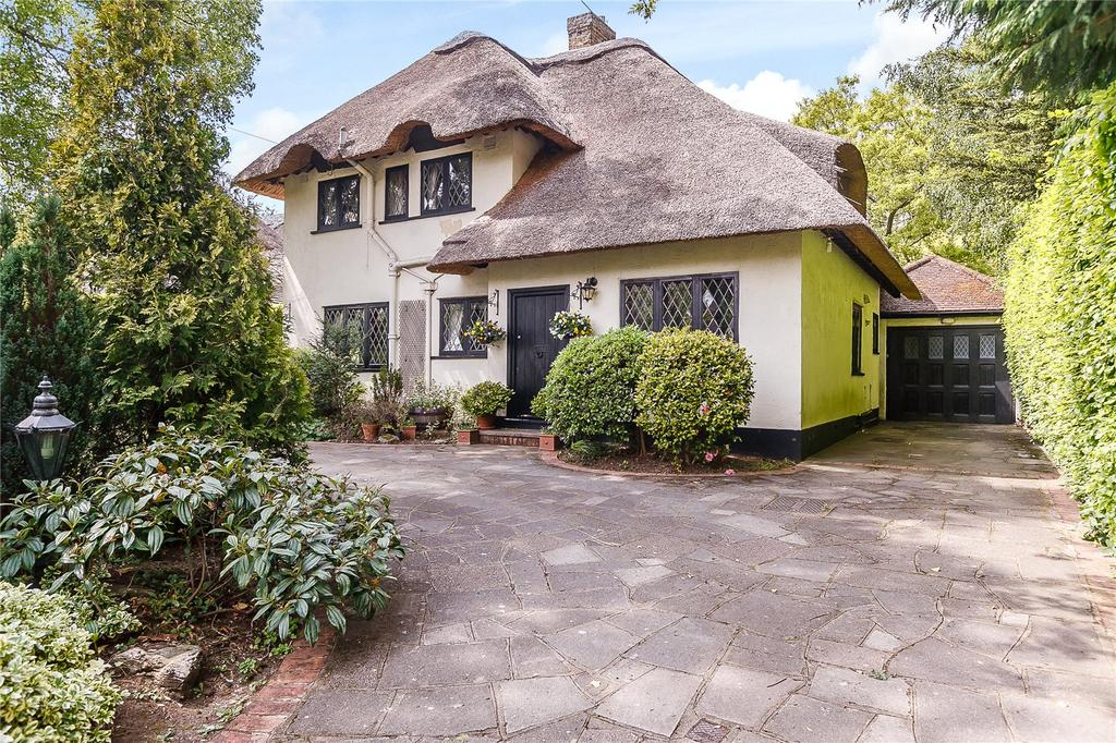 4 Bedrooms Unique Property for sale in Bridle Lane, Loudwater, Rickmansworth, Hertfordshire, WD3