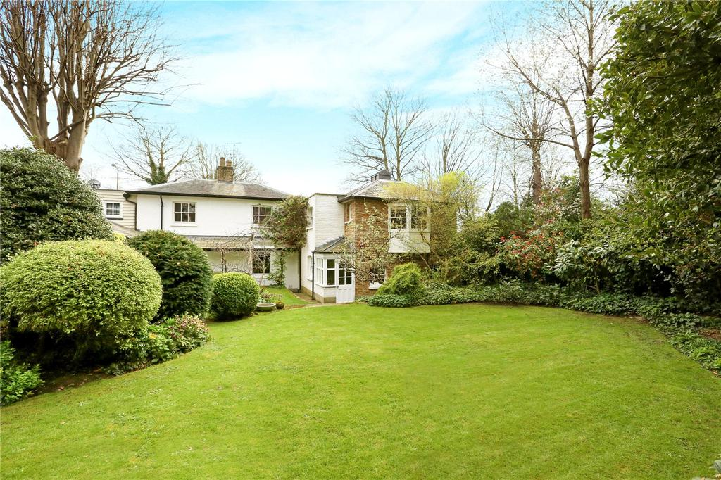 4 Bedrooms Detached House for sale in Roehampton High Street, Putney, London, SW15