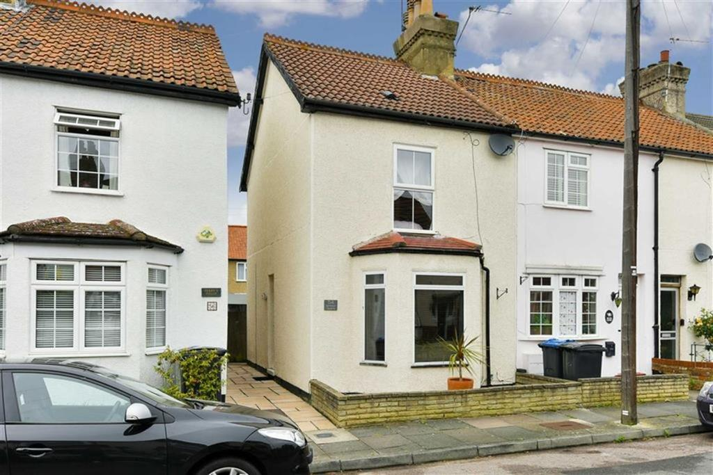 2 Bedrooms Semi Detached House for sale in Idmiston Square, Worcester Park, Surrey