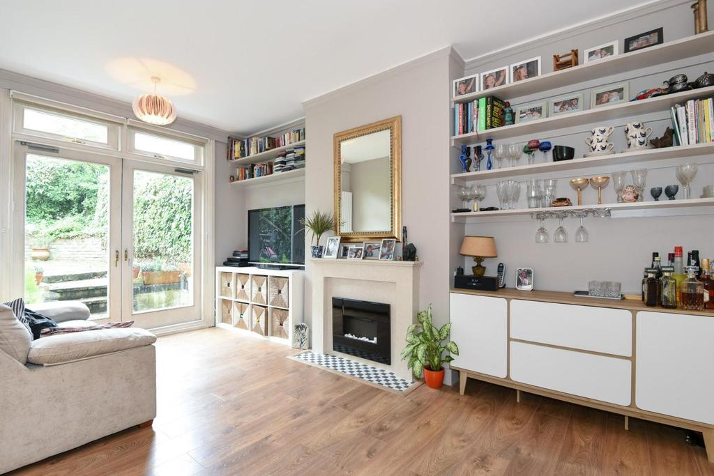 4 Bedrooms Terraced House for sale in Harberton Road, Whitehall Park