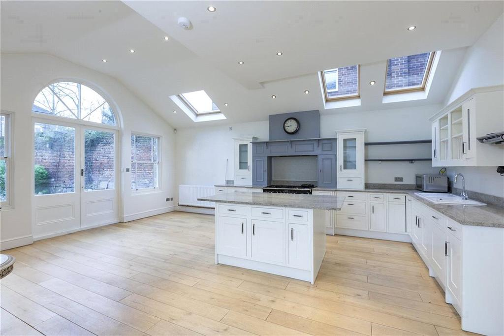 5 Bedrooms Semi Detached House for sale in Matham Road, East Molesey, Surrey, KT8