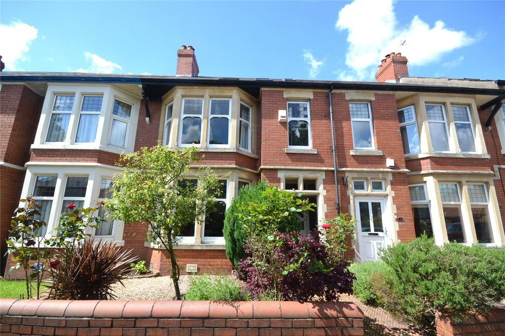 4 Bedrooms Terraced House for sale in Llwyn-y-grant Place, Penylan, Cardiff, CF23